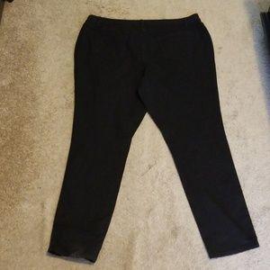 New Ashley Stewart Black Jeans